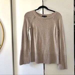 Ann Taylor Tan Sweater